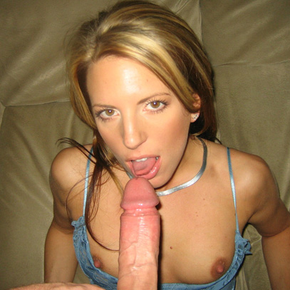 ExGirlfriend Loves The Cock