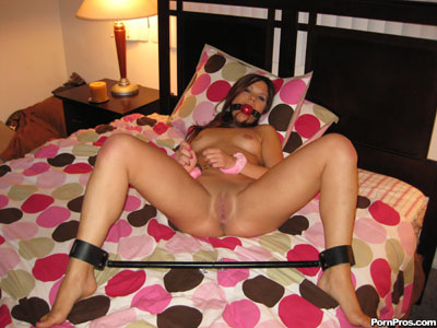 Hot Girlfriend Bound And Gagged